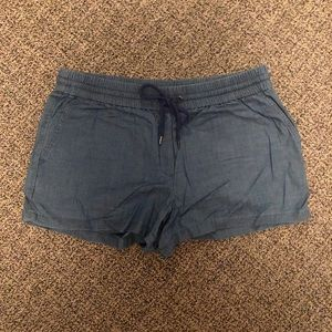 J Crew Cloth Shorts